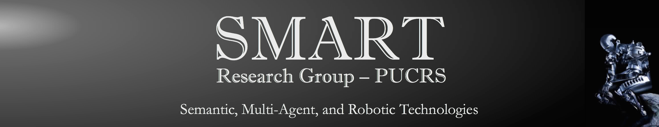 Research Group on Semantic, Multi-Agent, and Robotic Technologies (SMART) banner image